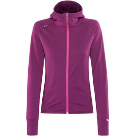 Devold Nibba Jacket Women Plum
